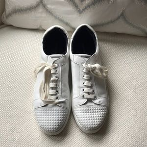 Rebecca Minkoff leather sneakers
